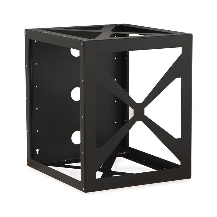 12U Side Mount Wall Rack by Kendall Howard in Racks & Accessories  - Network Cables Online