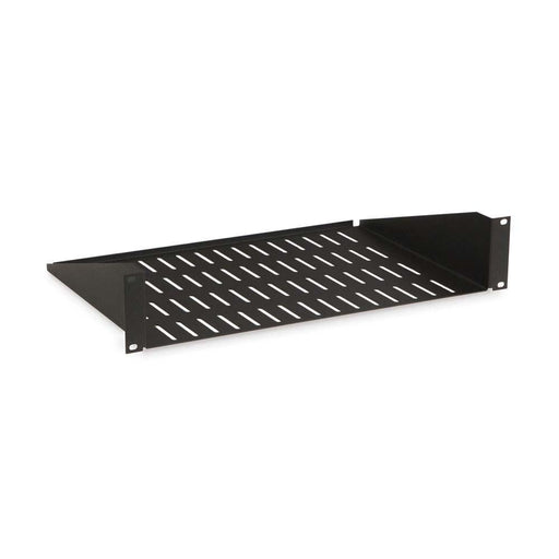 "2U 12"" Vented Economy Rack Shelf by Kendall Howard in Racks & Accessories  - Network Cables Online"