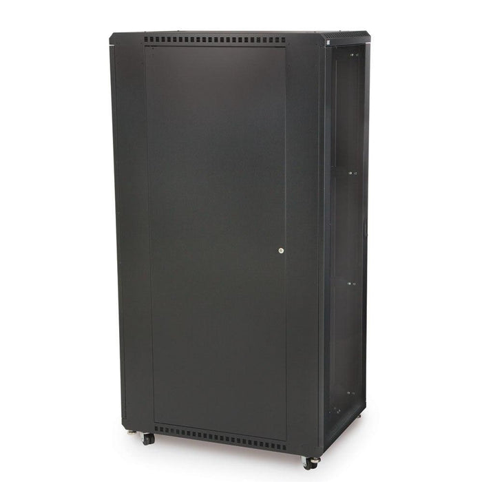 "37U LINIER® Server Cabinet - Glass/Solid Doors - 36"" Depth by Kendall Howard in Racks & Accessories  - Network Cables Online"