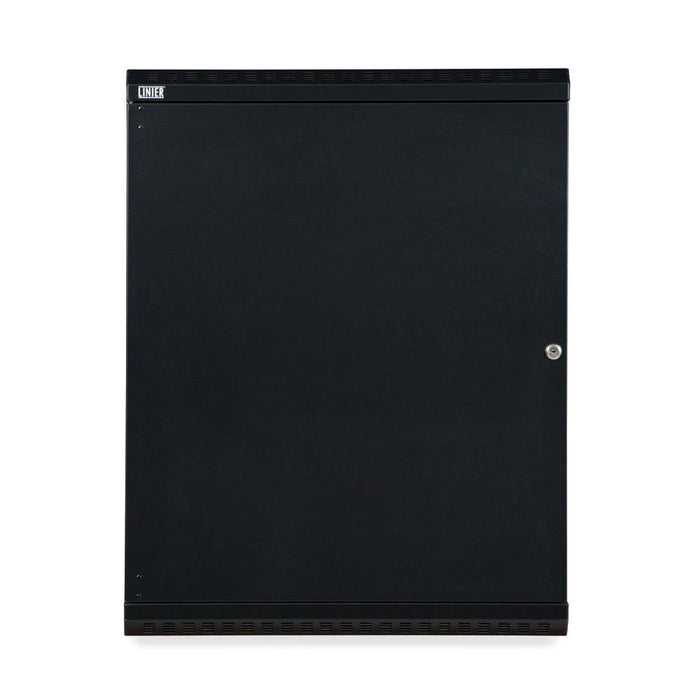15U LINIER® Fixed Wall Mount Cabinet - Solid Door by Kendall Howard in Racks & Accessories  - Network Cables Online