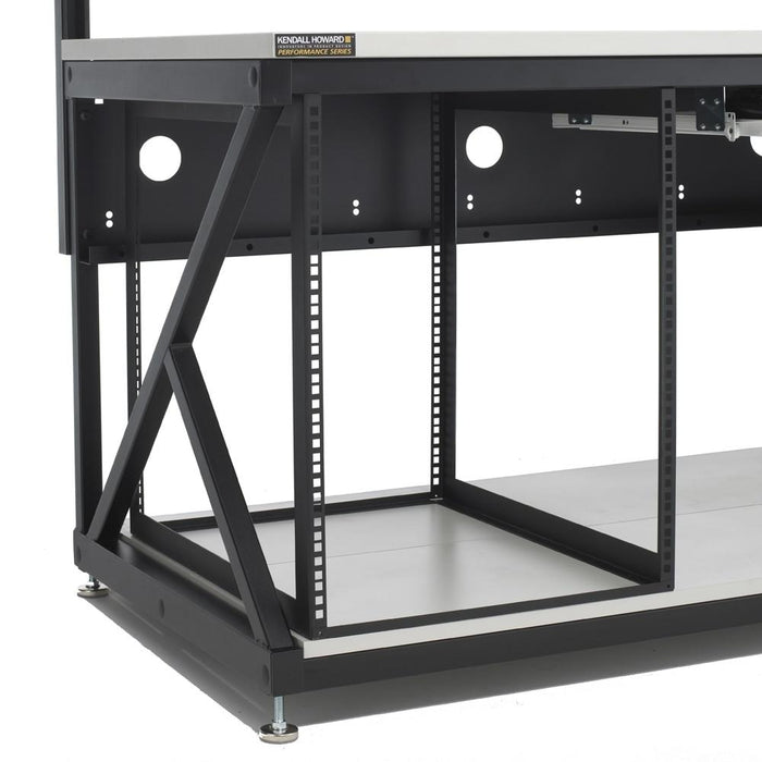 LAN Station Racking System
