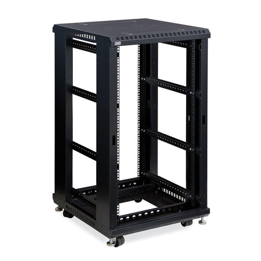 "22U LINIER® Server Cabinet - No Doors/No Side Panels - 24"" Depth by Kendall Howard in Racks & Accessories  - Network Cables Online"