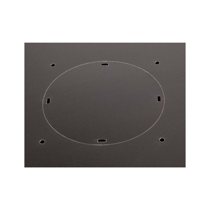 6U LINIER® Fixed Wall Mount Cabinet - Glass Door by Kendall Howard in Racks & Accessories  - Network Cables Online