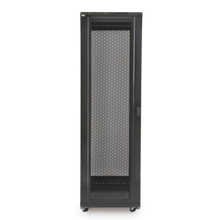 "42U LINIER® Server Cabinet - Solid/Convex Doors - 36"" Depth by Kendall Howard in Racks & Accessories  - Network Cables Online"
