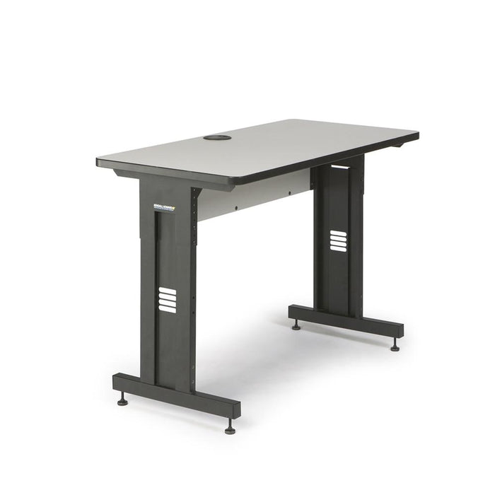 "48"" W x 24"" D Training Table - Folkstone by Kendall Howard in Training Tables  - Network Cables Online"