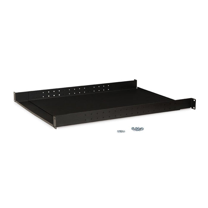 1U 4-Point Adjustable Shelf by Kendall Howard in Racks & Accessories  - Network Cables Online
