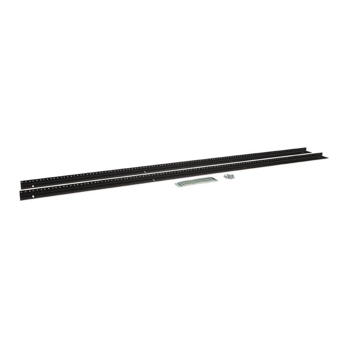 37U LINIER® Server Cabinet Vertical Rail Kit - 10-32 Tapped by Kendall Howard in Racks & Accessories  - Network Cables Online