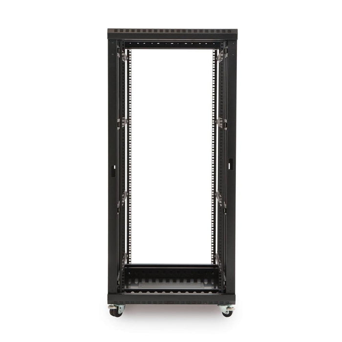 "27U LINIER® Server Cabinet - No Doors/No Side Panels - 24"" Depth by Kendall Howard in Racks & Accessories  - Network Cables Online"