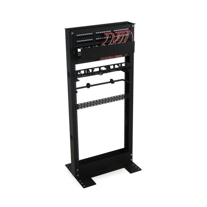 45U 2-Post Relay Rack by Kendall Howard in Racks & Accessories  - Network Cables Online