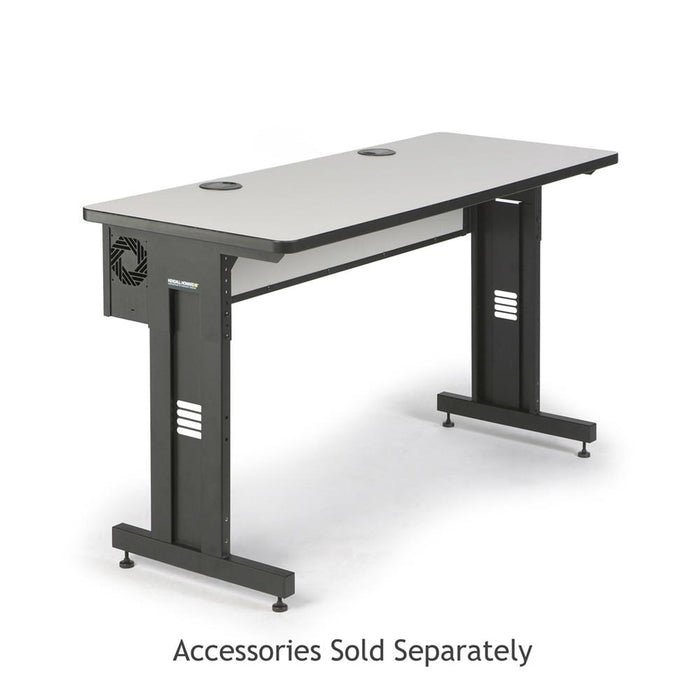 "60"" W x 24"" D Training Table - Folkstone by Kendall Howard in Training Tables  - Network Cables Online"