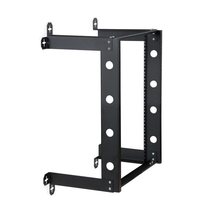 "12U V-Line Wall Mount Rack - 12"" Depth by Kendall Howard in Racks & Accessories  - Network Cables Online"