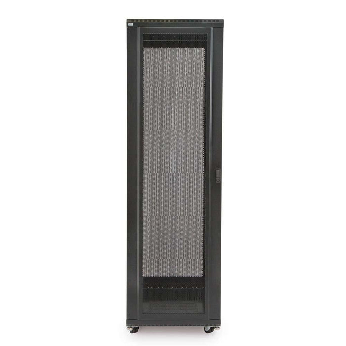 "42U LINIER® Server Cabinet - Convex/Vented Doors - 36"" Depth by Kendall Howard in Racks & Accessories  - Network Cables Online"