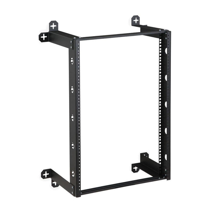 "16U V-Line Wall Mount Rack - 12"" Depth by Kendall Howard in Racks & Accessories  - Network Cables Online"