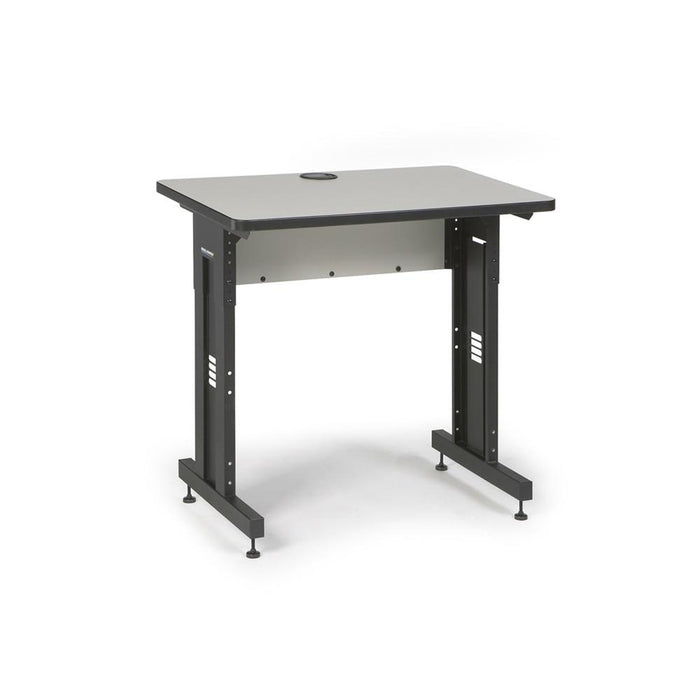 "36"" W x 24"" D Training Table - Folkstone by Kendall Howard in Training Tables  - Network Cables Online"