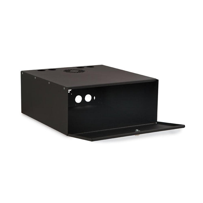 DVR VCR Wall Mount Security Cabinet