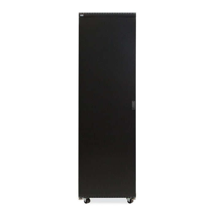"42U LINIER® Server Cabinet - Solid/Vented Doors - 24"" Depth by Kendall Howard in Racks & Accessories  - Network Cables Online"