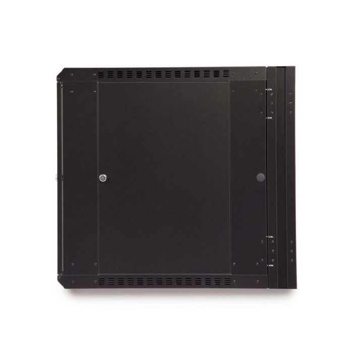 12U LINIER® Swing-Out Wall Mount Cabinet - Glass Door by Kendall Howard in Racks & Accessories  - Network Cables Online