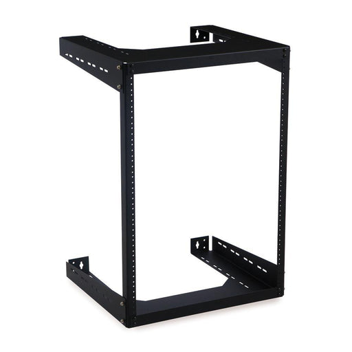 "15U 18"" Deep Open Frame Wall Rack by Kendall Howard in Racks & Accessories  - Network Cables Online"