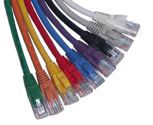 3ft Black GoldX DP Snagless CAT6 UTP Molded UTP Ethernet Network Patch Cable 3' by GoldX in Overstock Items  - Network Cables Online