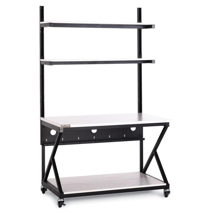 "48"" Performance 200 Series® LAN Station - Folkstone by Kendall Howard in Technical Furniture  - Network Cables Online"