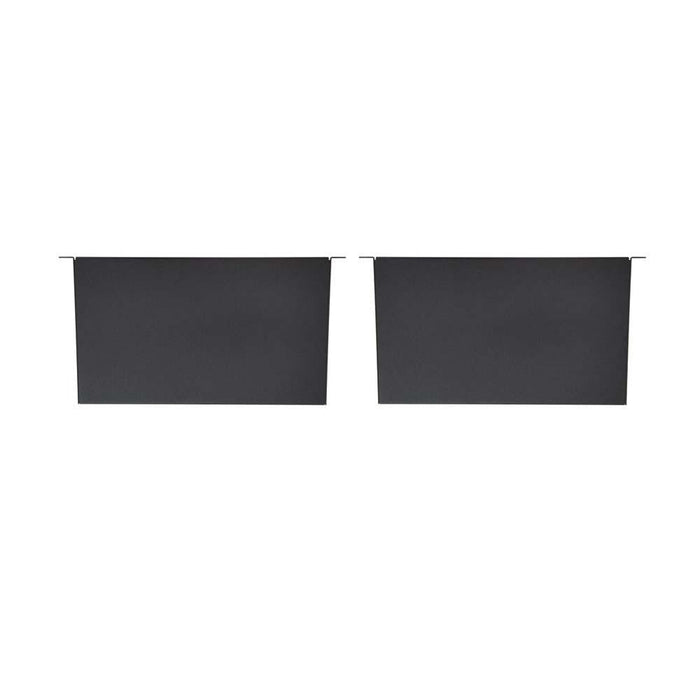 "1U 12"" Component Shelf (2 pack) Racks & Accessories Kendall Howard"