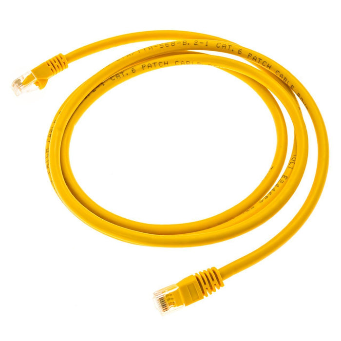 Cat6A 10G Molded UTP Ethernet Network Patch Cable
