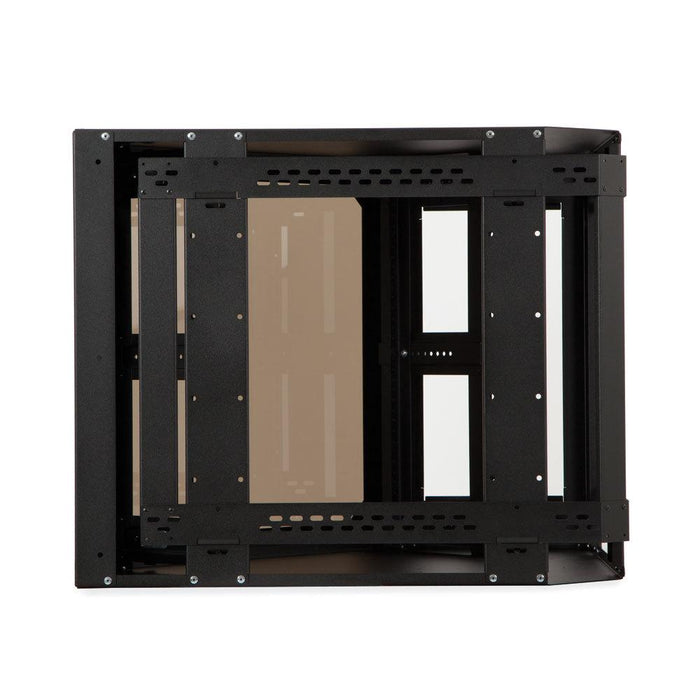 12U Corner Wallmount Cabinet Racks & Accessories Kendall Howard