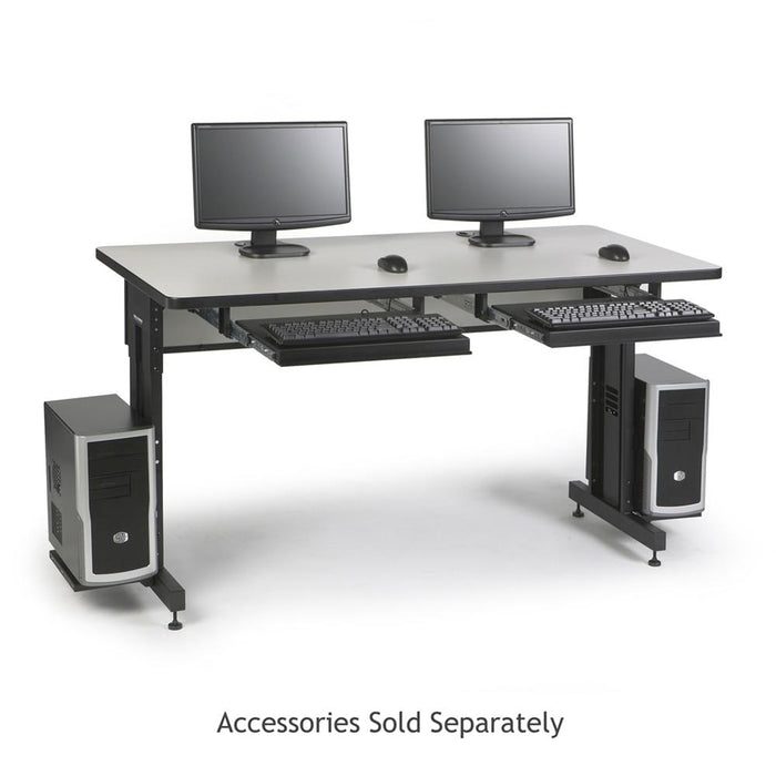 "60"" W x 30"" D Training Table - Folkstone by Kendall Howard in Training Tables  - Network Cables Online"