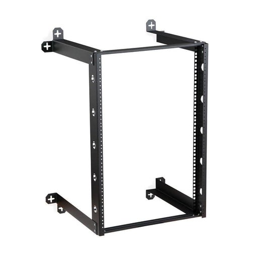 "16U V-Line Wall Mount Rack - 18"" Depth Racks & Accessories Kendall Howard"