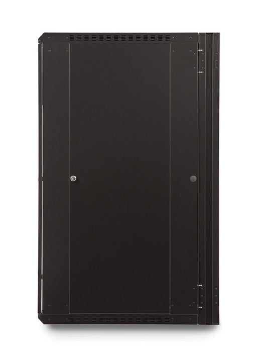 22U LINIER® Swing-Out Wall Mount Cabinet - Vented Door by Kendall Howard in Racks & Accessories  - Network Cables Online