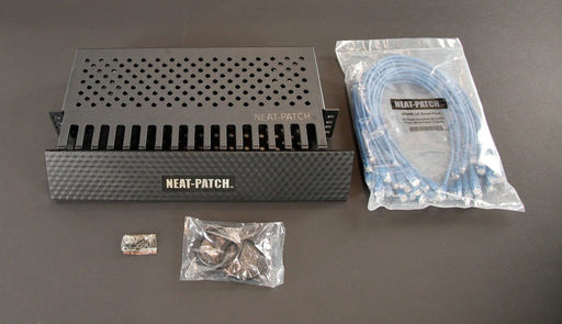 Neat Patch 24 Cable Management Kit