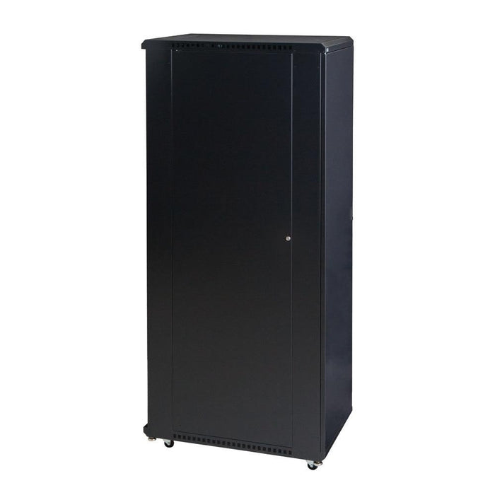 "42U LINIER® Server Cabinet - Solid/Solid Doors - 36"" Depth by Kendall Howard in Racks & Accessories  - Network Cables Online"