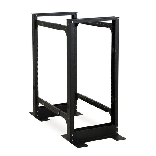 24U 4-Post Adjustable Rack by Kendall Howard in Racks & Accessories  - Network Cables Online