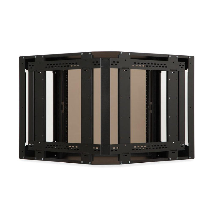 12U Corner Wallmount Cabinet by Kendall Howard in Racks & Accessories  - Network Cables Online