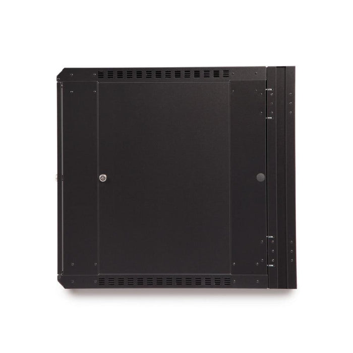 12U LINIER® Swing-Out Wall Mount Cabinet - Vented Door by Kendall Howard in Racks & Accessories  - Network Cables Online