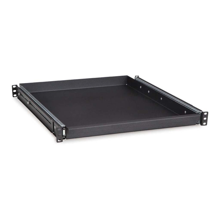 "1U 20"" Rack Mountable Sliding Shelf Racks & Accessories Kendall Howard"