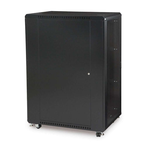 "27U LINIER® Server Cabinet - Glass/Vented Doors - 36"" Depth by Kendall Howard in Racks & Accessories  - Network Cables Online"