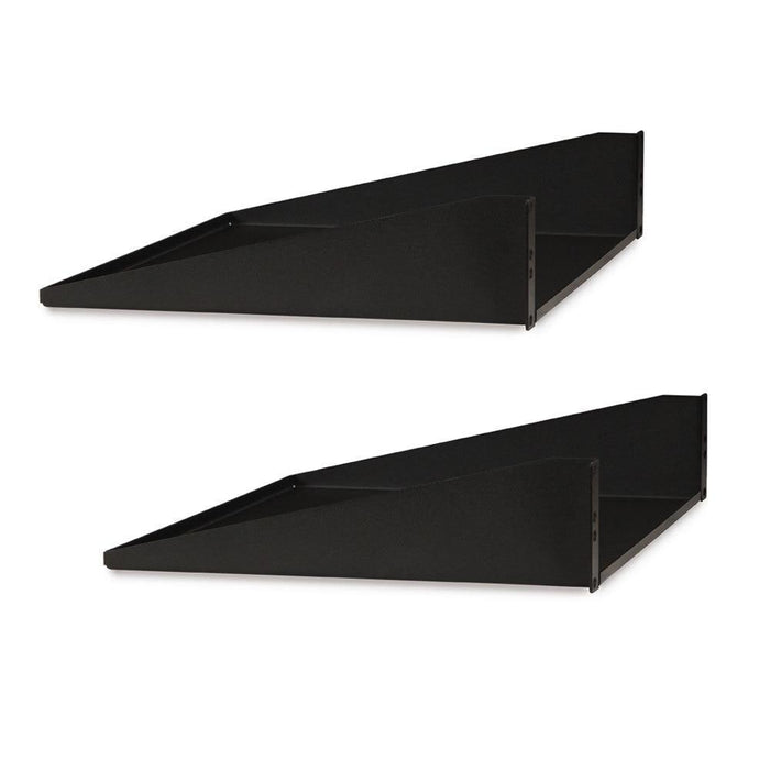 "2U 14"" Component Shelf (2 pack) by Kendall Howard in Racks & Accessories  - Network Cables Online"
