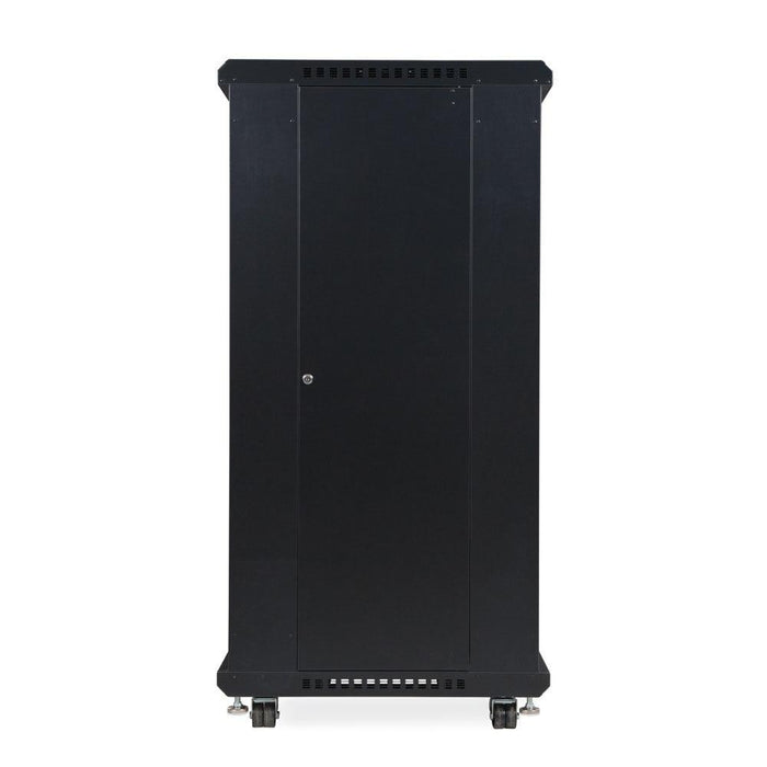 "27U LINIER® Server Cabinet - Convex/Vented Doors - 24"" Depth by Kendall Howard in Racks & Accessories  - Network Cables Online"