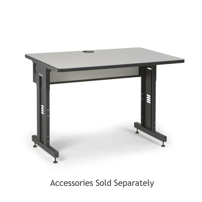 "48"" W x 30"" D Training Table - Folkstone by Kendall Howard in Training Tables  - Network Cables Online"