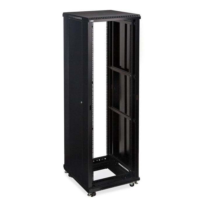 "42U LINIER® Server Cabinet - No Doors - 24"" Depth by Kendall Howard in Racks & Accessories  - Network Cables Online"