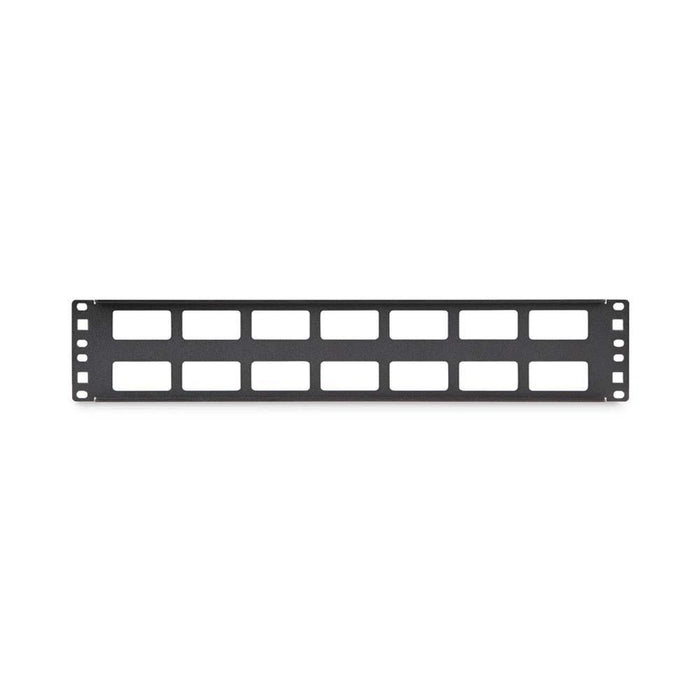 2U Cable Routing Blank by Kendall Howard in Racks & Accessories  - Network Cables Online