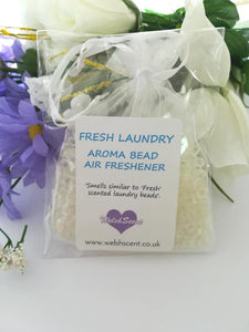 Fresh Laundry Aroma Bead Air Freshener
