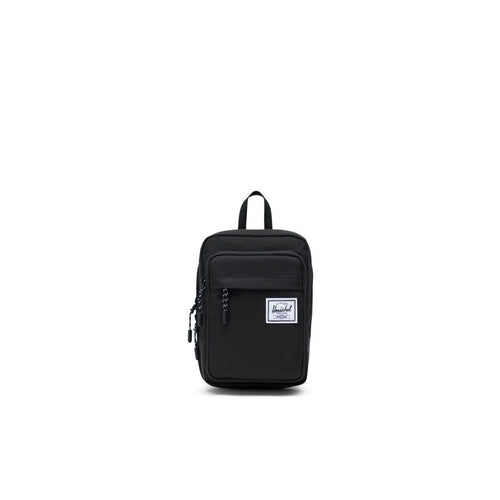 HERSCHEL FORM CROSSBODY LARGE BLACK FRONT VIEW