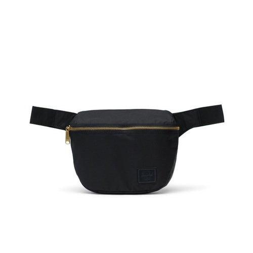 HERSCHEL FIFTEEN LIGHT FANNY PACK | BLACK