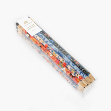 Load image into Gallery viewer, FLORAL PENCIL SET
