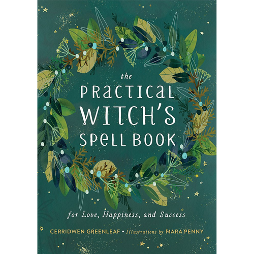 THE PRACTICAL WITCH'S SPELL BOOK cover