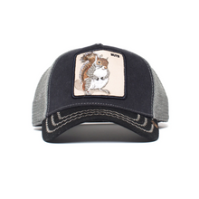 Load image into Gallery viewer, SQUIRREL MASTER TRUCKER HAT