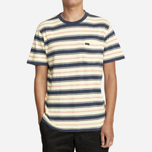 Load image into Gallery viewer, DAVIS STRIPE T-SHIRT | SUN YELLOW