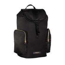 Load image into Gallery viewer, DRIFT KNAPSACK | JET BLACK front view